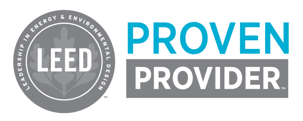 HEAPY LEED Proven Provider